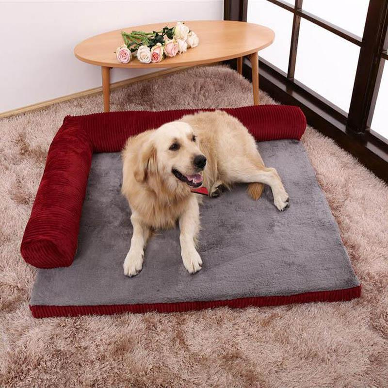 Luxury Removable Soft Lounge Orthopedic Dog Bed - Broadwaytrending Shop