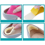 Heel Pads Silicone Rubber Massage Protector - Broadwaytrends shop