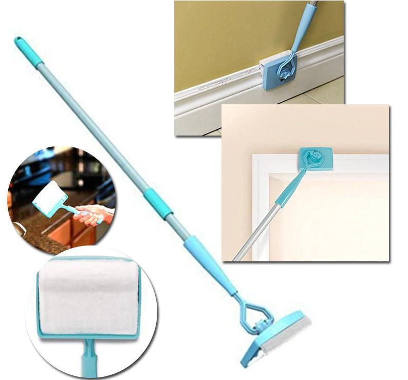 Adjustable Conforming Baseboard Cleaner - Broadwaytrending Shop
