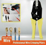 Professional Wire Crimpers Engineering Ratchet Terminal - Broadwaytrending Shop