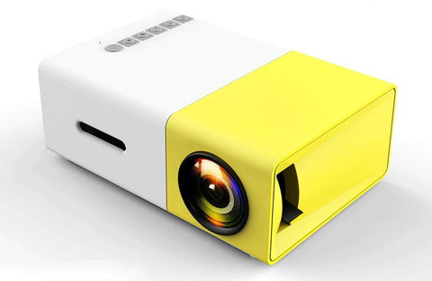 LUMIPAL HD POCKET PROJECTOR - Broadwaytrending Shop