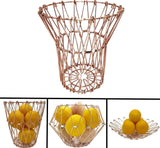 Collapsible Wire Basket - Broadwaytrending Shop