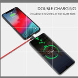 180° Magnetic Ring Charging Cable - Broadwaytrending Shop