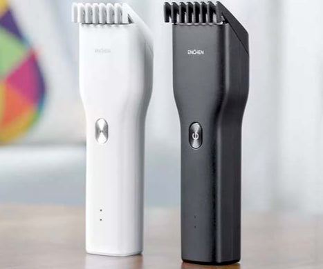 Portable Smart Hair Clippers - Broadwaytrending Shop