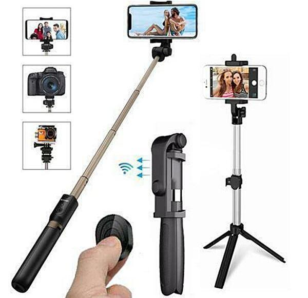 Smart Selfie Stick - Broadwaytrending Shop