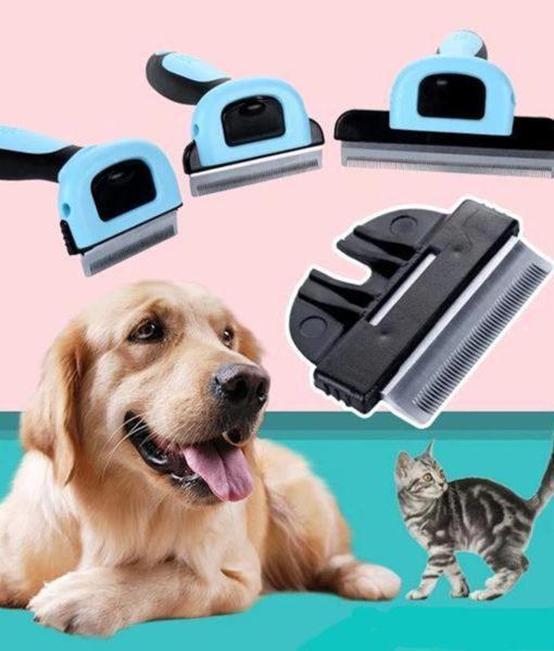 Pet Fur Hair Removal Comb - Broadwaytrending Shop