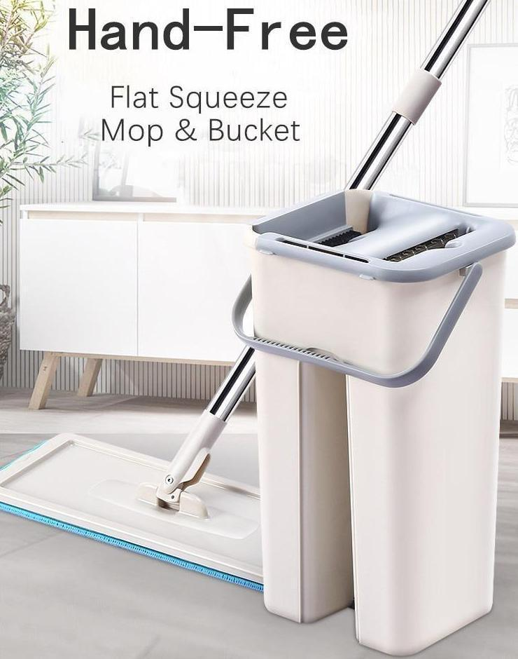 2019 NEW No-hand Washing Lazy Mop - Broadwaytrending Shop