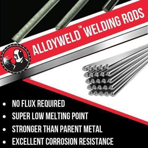 EASY MELT WELDING RODS—NO NEED WELD POWDER - Broadwaytrending Shop