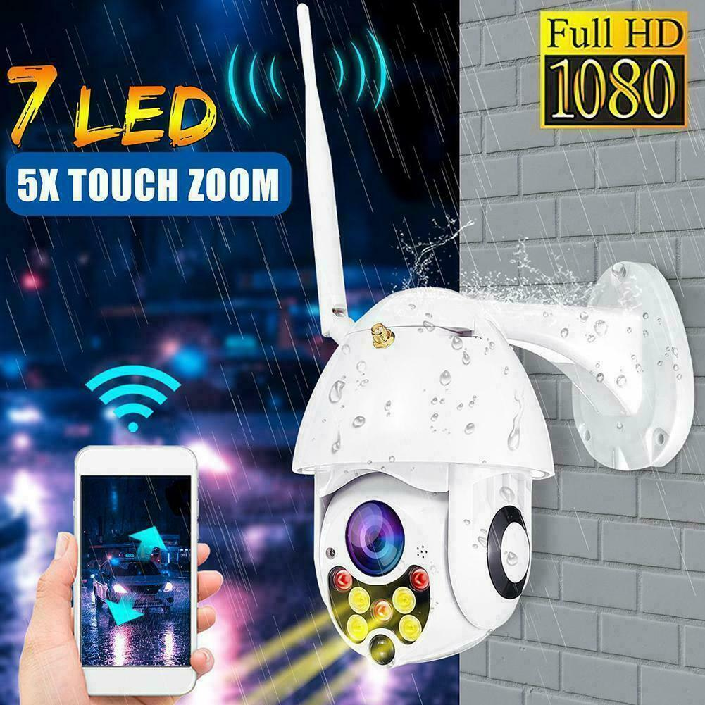 DIGITAL OUTDOOR WIFI CAMERA - Broadwaytrends shop