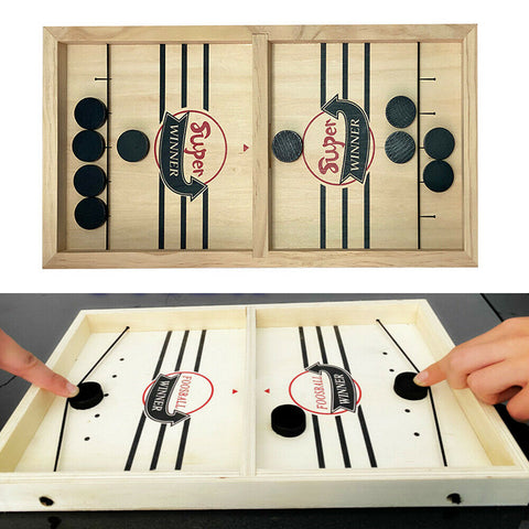 Sling Puck Board Game - Broadwaytrending Shop