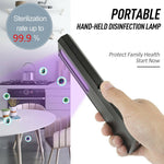 Handheld Ultraviolet Disinfection Light Wand - Broadwaytrending Shop