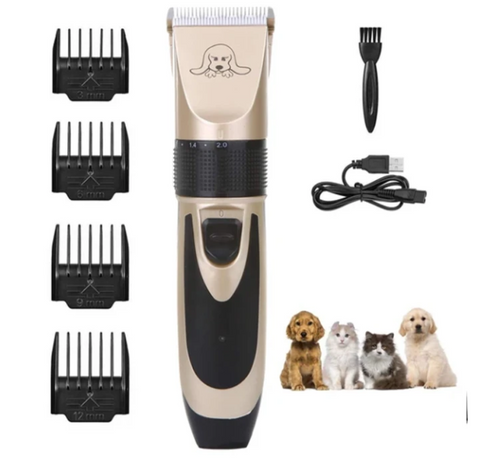 Low Noise Pet Clippers Rechargeable - Broadwaytrending Shop