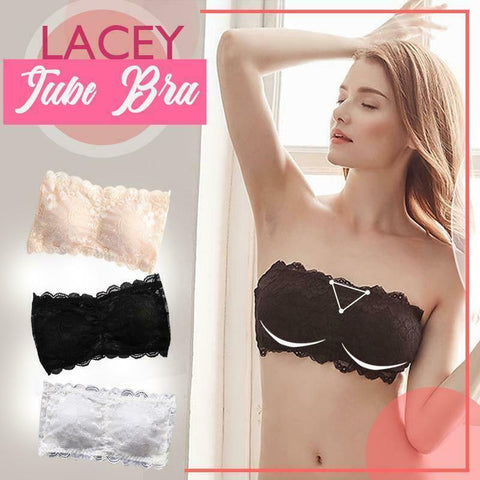 Lacey Tube Bra - Broadwaytrending Shop