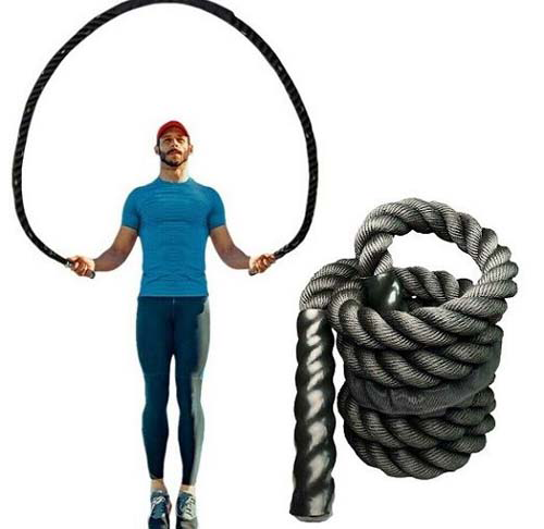 WEIGHTED JUMP ROPE - Broadwaytrending Shop