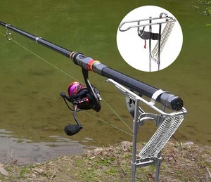 AUTOMATIC FISHING ROD HOLDER - Broadwaytrending Shop