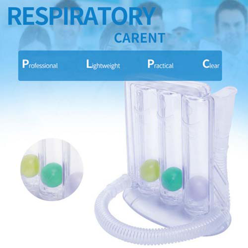 Training Lung Breathing & Respiratory Exerciser - Broadwaytrending Shop