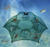 BASS NET- AUTOMATIC FISHING NET - Broadwaytrending Shop