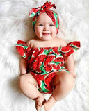 Juicy Watermelon Romper - Broadwaytrending Shop