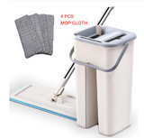 Clever Clean Free-hand Mop System - Broadwaytrending Shop