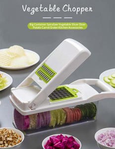 Smart vegetable slicer - Broadwaytrending Shop