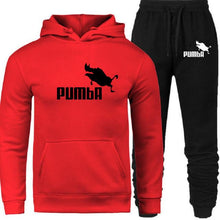 Load image into Gallery viewer, 2019 New Fashion Men Hoodies Suits Brand Tracksuit Men/Women Sweatshirts+Sweatpants Autumn Winter Fleece Hooded Pullover