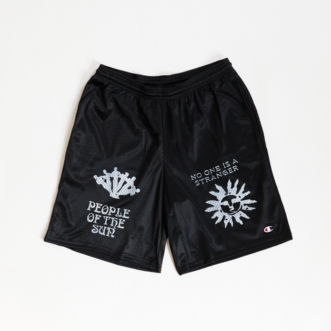 People Of The Sun Shorts