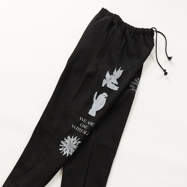 Higher Consciousness Sweat Pant ($95.00)