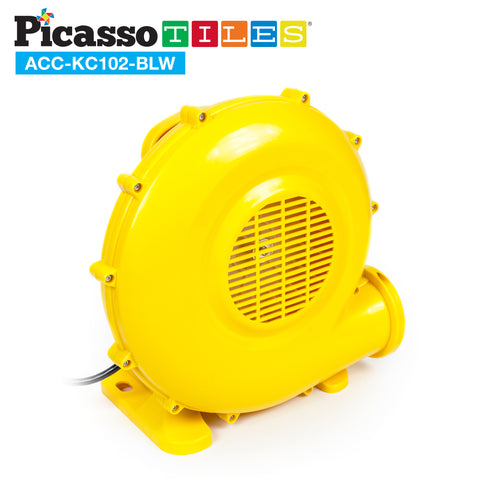 PicassoTiles® ETL Certified 580W Inflatable Bounce Air Blower