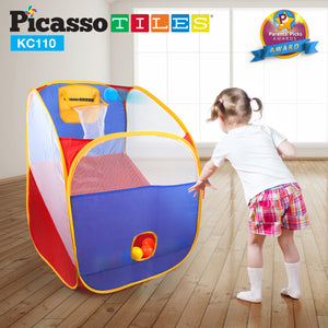 PicassoTiles® KC110 Foldable Basketball Rim