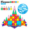 PicassoTiles® Mini Diamond 80pc Set PTM80