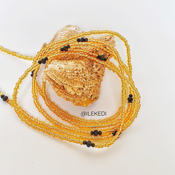 Gold With Black Adebola