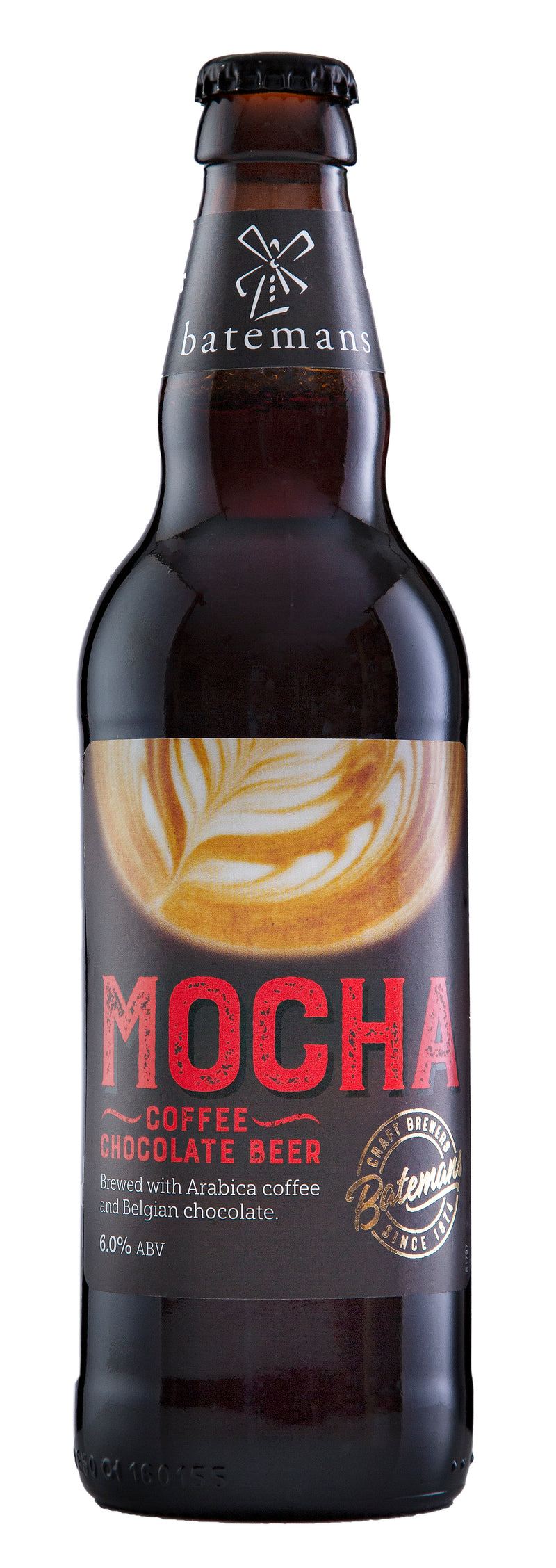 Batemans Mocha Ale 500ml