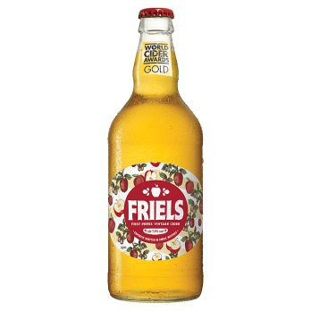Friels First Press Vintage Cider 500ml