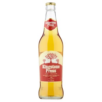 Kingstone Press Classic Apple Cider 500ml