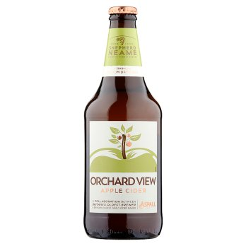 Orchard View Apple Cider 500ml