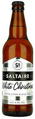 Saltaire White Christmas 500ml