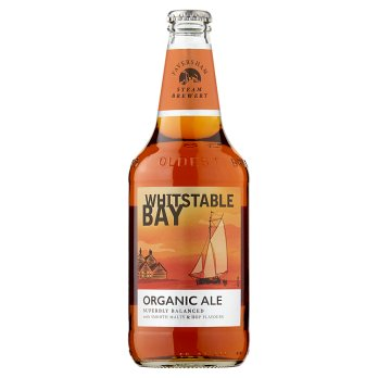 Shepherd Neame Whitstable Bay Organic Ale 500ml