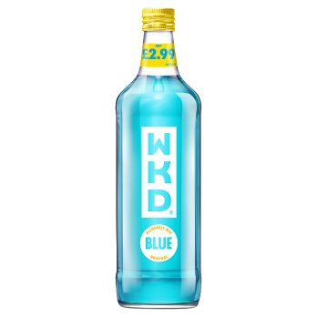 WKD Blue Alcoholic Ready to Drink 700ml