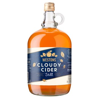 Westons Scrumpy Cloudy Cider 2 Litre