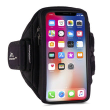 Load image into Gallery viewer, Armpocket X Plus armband for iPhone 11 Pro Max, XS Max Galaxy Note 10 & large full screen devices