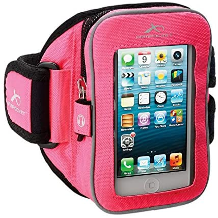 Clearance I-25 Armband Pink Small Strap - Old Design Too Small for modern Smartphones - But Great For carrying Keys etc