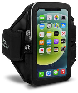 "New! Ultra i-35 Smartphone Fits Screens Up to 6"" Armband for iPhone for iPhone 12 mini/SE 2020, Galaxy S7/S6, Google Pixel 4a & more"