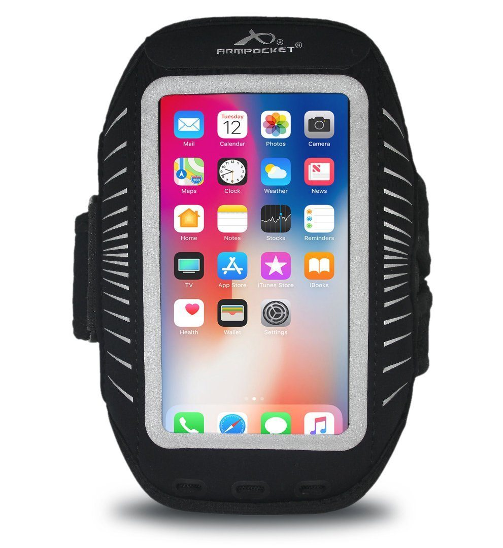 Armpocket Racer Plus - Thin Armband for iPhone 8/7/6 Plus