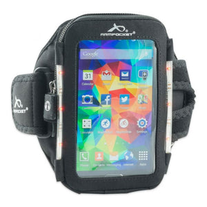 Clearance - Armpocket Flash Armband with Ultra Bright LED Lights Fits Phones Up to 5.5 inches