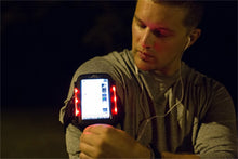 Load image into Gallery viewer, Clearance - Armpocket Flash Armband with Ultra Bright LED Lights Fits Phones Up to 5.5 inches