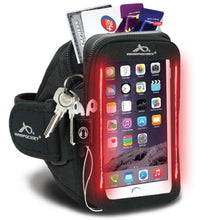 Load image into Gallery viewer, Armpocket Flash i-40 Running Phone Armband for iPhone 11/11 Pro/XS/XR/X, Galaxy Note 10, S20 & more