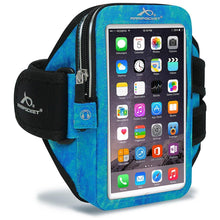 Load image into Gallery viewer, i-35 Arctic Blue Armband for Running