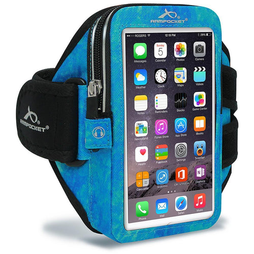 i-35 Arctic Blue Armband for Running