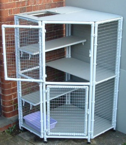 Penthouse Products Cat Cages For Breeders Catteries
