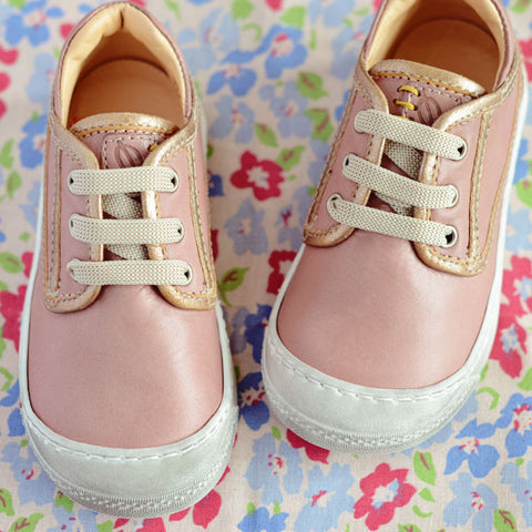 Ocra Girls Rose Pink Trainer